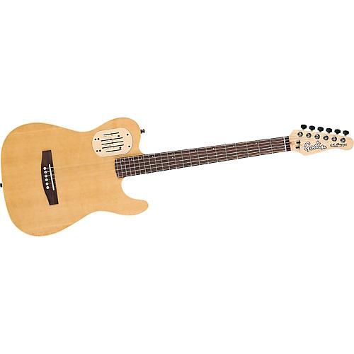 Godin Acousticaster 6 Cutaway Acoustic-Electric Guitar