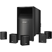 Bose Acoustimass 6 Series V Home Theater Speaker System