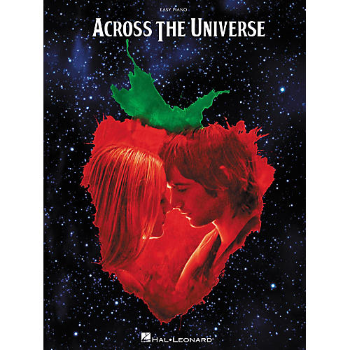 Hal Leonard Across The Universe: Music From The Motion Picture - Easy Piano Songbook