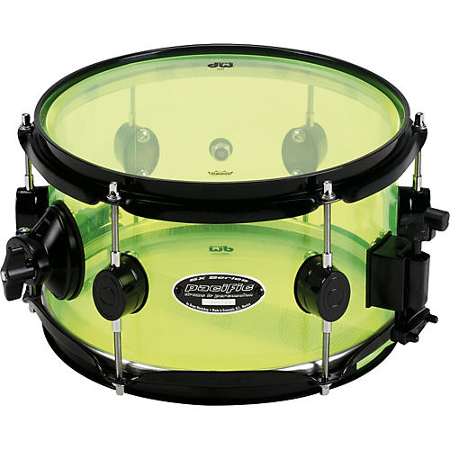 PDP by DW Acrylic Snare With Black Hardware