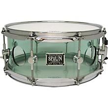 Open BoxSpaun Acrylic Vented Snare Drum