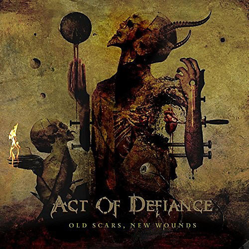 Alliance Act Of Defiance - Old Scars, New Wounds