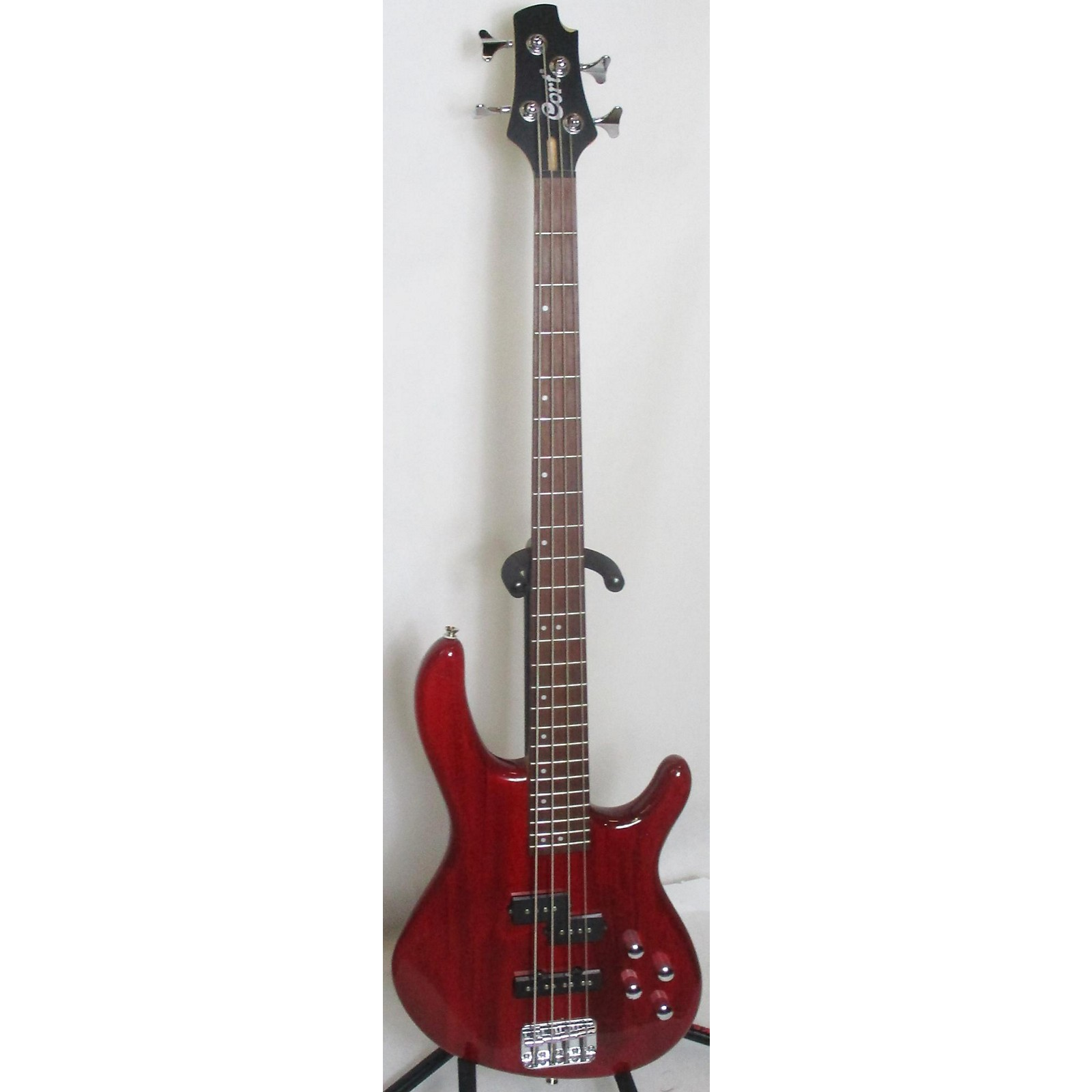 Cort Action Bass Plus Electric Bass Guitar