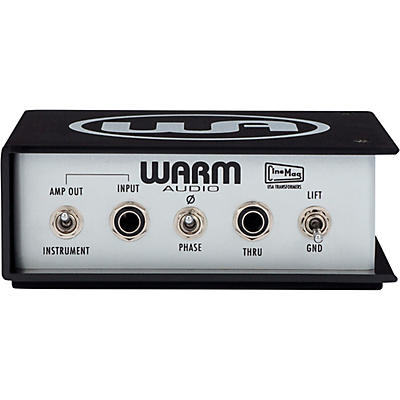 Warm Audio Active Direct Box