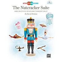 Alfred Active Listening Lessons: The Nutcracker Suite Book & CD