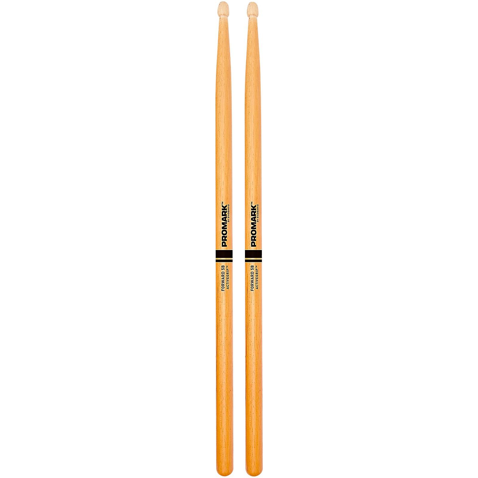 Promark ActiveGrip Clear Forward Balance Drum Sticks