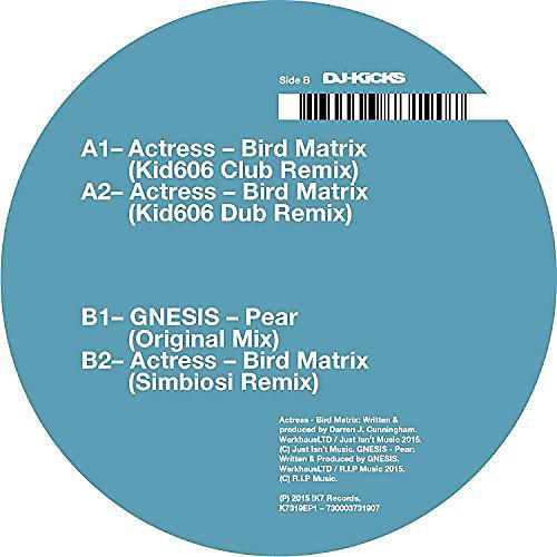 Alliance Actress - Bird Matrix (Remixes)