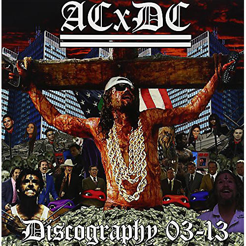 Alliance Acxdc - Discography 03-13