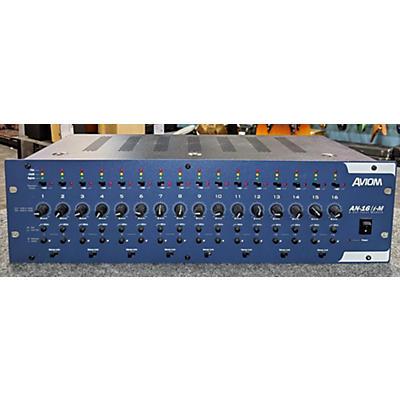 Aviom Ad-16/im Line Mixer