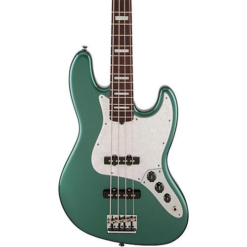 Fender Adam Clayton Jazz Bass Electric Bass Guitar Sherwood Green ...