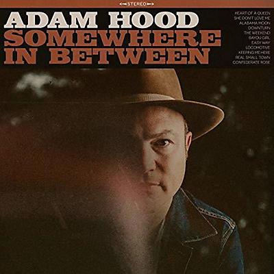 Adam Hood - Somewhere In Between