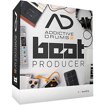 XLN Audio Addictive Drums 2: Beat Producer Edition (Download)