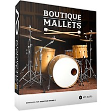 XLN Audio Addictive Drums 2: Boutique Mallets ADPaks