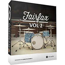 XLN Audio Addictive Drums 2: Fairfax Vol. 2 Software Download
