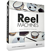 XLN Audio Addictive Drums 2  Reel Machines