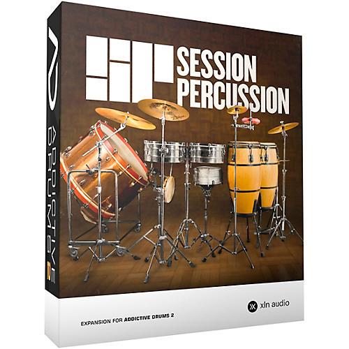 xln audio addictive drums 2 session percussion software download musician 39 s friend. Black Bedroom Furniture Sets. Home Design Ideas
