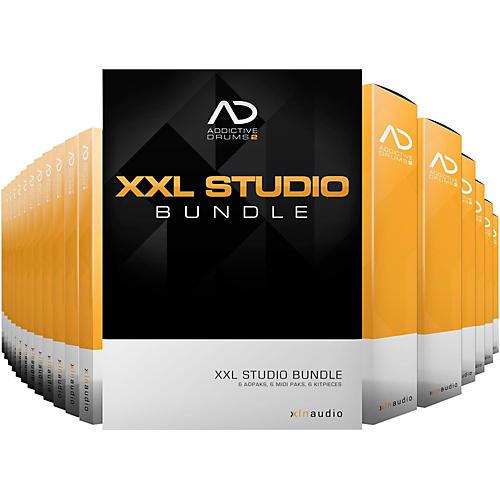 xln audio addictive drums 2 xxl studio bundle musician 39 s friend. Black Bedroom Furniture Sets. Home Design Ideas