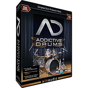 xln audio addictive drums musician 39 s friend. Black Bedroom Furniture Sets. Home Design Ideas