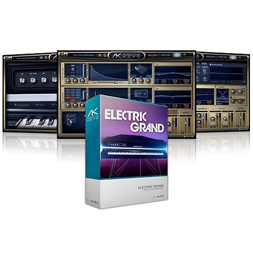 XLN Audio Addictive Keys - Electric Grand Software Download
