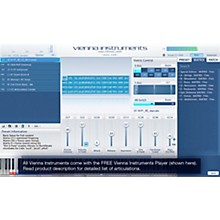 Vienna Instruments Additional Winds Bundle Standard Library
