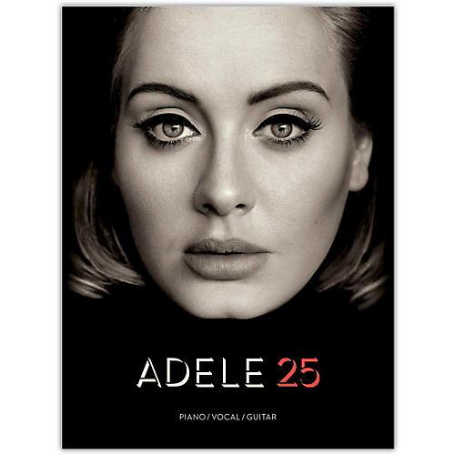 Hal Leonard Adele - 25 For Piano/Vocal/Guitar