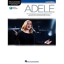 Hal Leonard Adele For Horn - Instrumental Play-Along Book/Online Audio