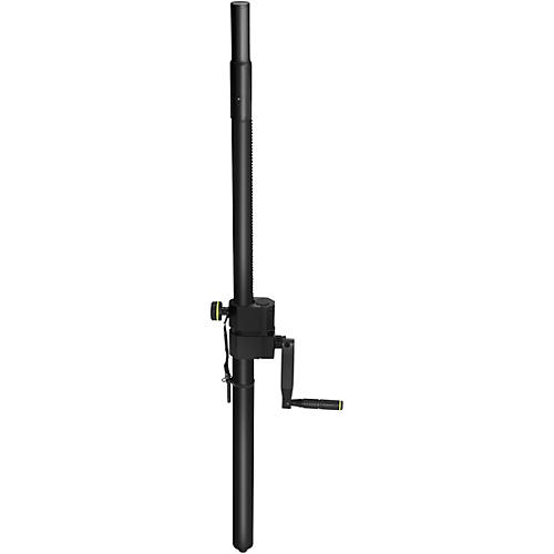 Gravity Stands Adjustable Speaker Sub Pole With Crank
