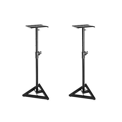On-Stage Adjustable Studio Monitor Stand - Pair