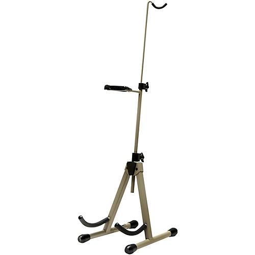 Ingles Adjustable Violin and Viola Stand Black