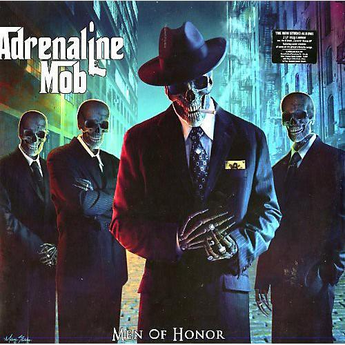 Alliance Adrenaline Mob - Men of Honor