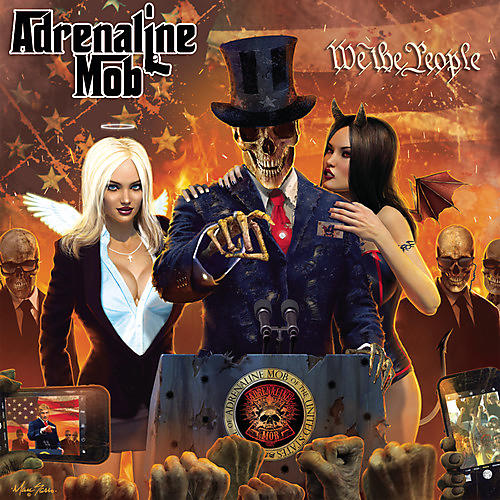 Alliance Adrenaline Mob - We The People