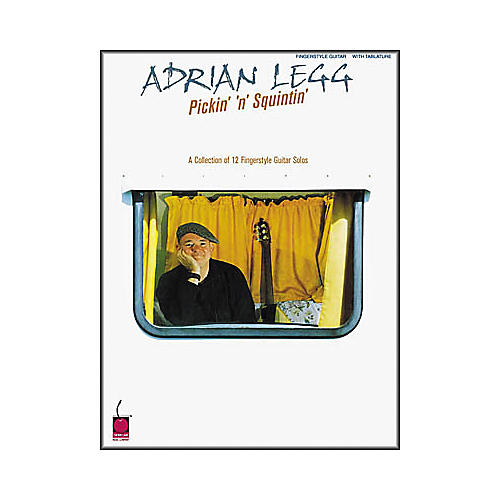 Cherry Lane Adrian Legg - Pickin' n Squintin' Book
