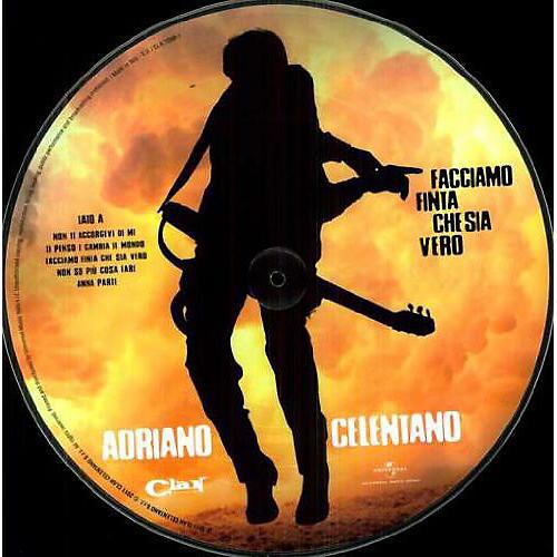 Alliance Adriano Celentano - Facciamo Finta Che Sia Vero