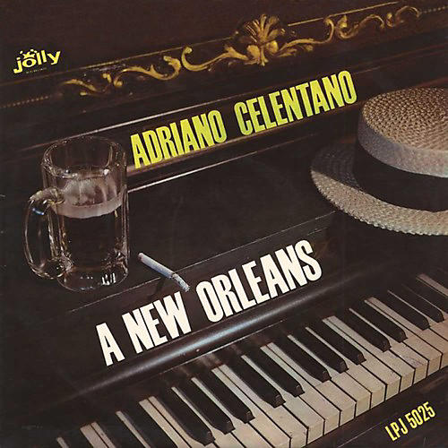 Alliance Adriano Celentano - New Orleans