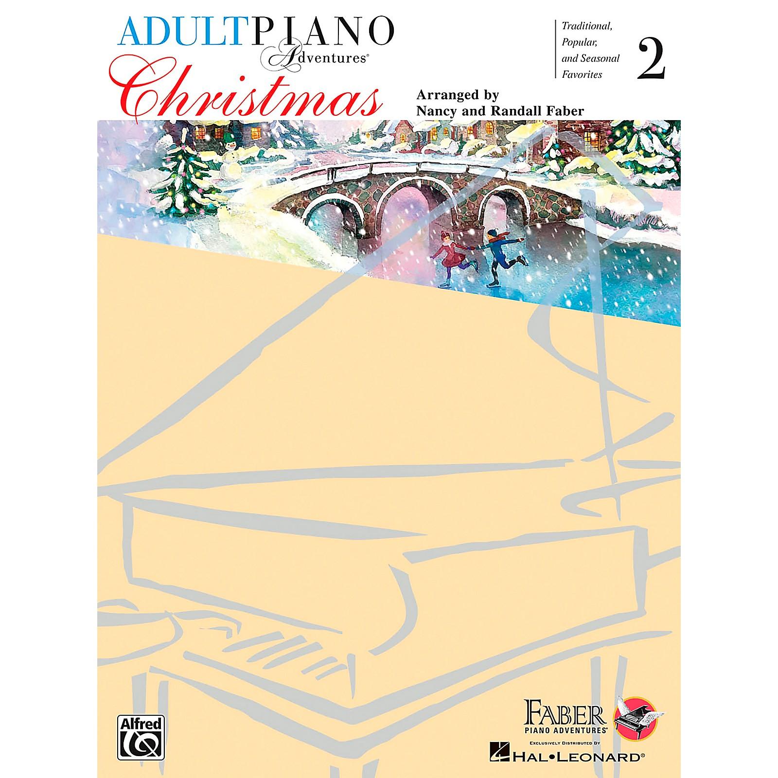 Faber Piano Adventures Adult Piano Adventures - Christmas Book 2