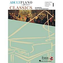 Faber Piano Adventures Adult Piano Adventures - Classics, Book 1 Faber Piano Adventures® Series Softcover