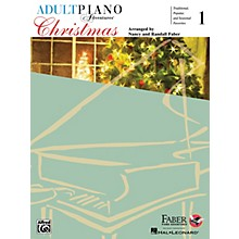 Faber Piano Adventures Adult Piano Adventures Christmas - Book 1 Book/Audio Online