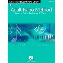 Hal Leonard Adult Piano Method Book 2 Book/2Online Audios Hal Leonard Student Piano Library