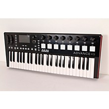 Open Box Akai Professional Advance 49 MIDI Keyboard Controller