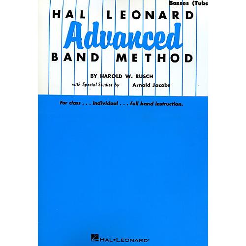Hal Leonard Advanced Band Method - Basses (Tuba)