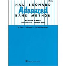 Hal Leonard Advanced Band Method - C Flute