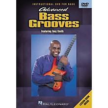 Hal Leonard Advanced Bass Grooves (DVD)