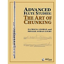 Carl Fischer Advanced Flute Studies: The Art of Chunking Book