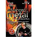 Hal Leonard Advanced Metal - Riffs, Arpeggios and Speed Runs DVD thumbnail