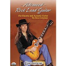 Centerstream Publishing Advanced Rock Lead Guitar (DVD)