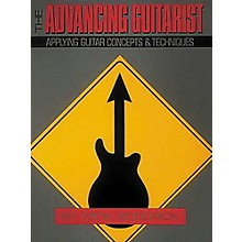 Hal Leonard Advancing Guitarist Book
