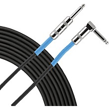 Advantage Instrument Cable Angled/Straight 10 ft. Black