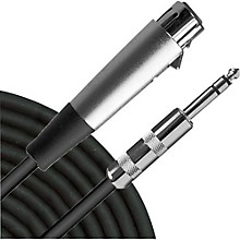 "Livewire Advantage Interconnect Cable 1/4"" TRS Male to XLR Female"