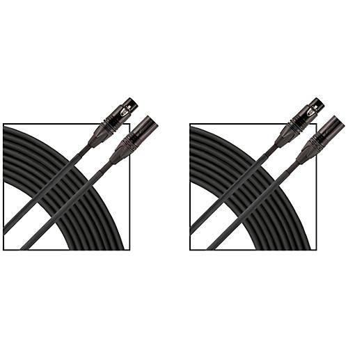 livewire advantage microphone cable 2 pack 15 ft musician 39 s friend. Black Bedroom Furniture Sets. Home Design Ideas