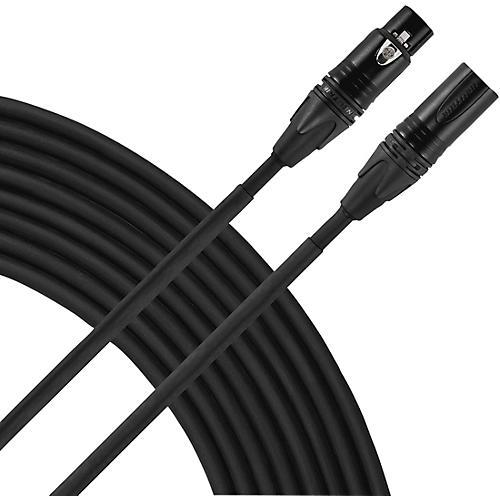 Livewire Advantage XLR Microphone Cable 100 ft. Black